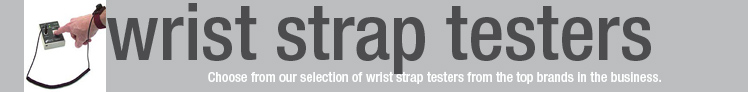 Wrist Strap Testers