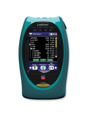 Psiber Data LE85M/S LanExpert 85 SM/MM Network Analyzer
