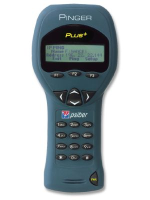 Psiber Data Pinger Plus Network IP Tester