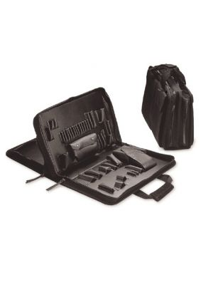 Soft-Sided, 2-Section Zipper Tool Case 18.5