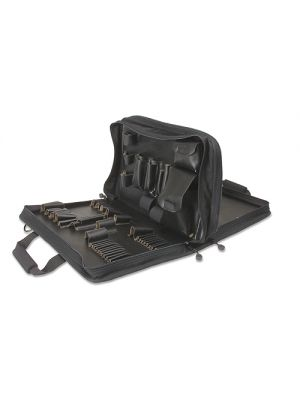 Soft-Sided, 2-Section Tool Case 18.5