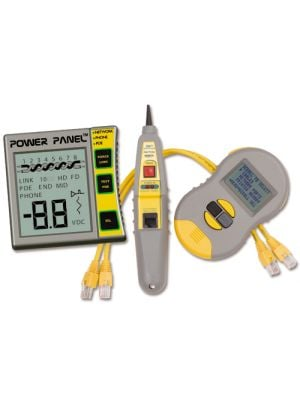 Triplett Byte CPK1000IL Cable Certifier & Inline Power Kit