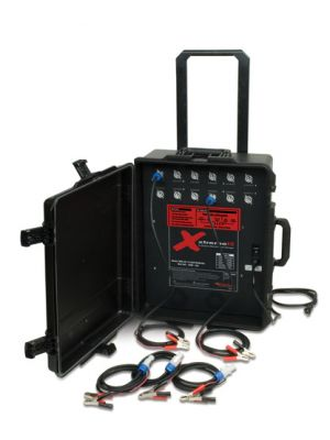 PulseTech SC-12 Xtreme Charge 12-Station HD Battery Charger Maintainer