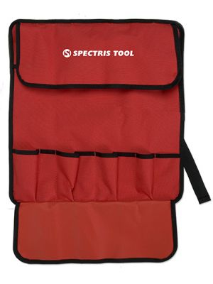 Spectris Tool RSP-8 Tool Roll, Screwdriver Pouch