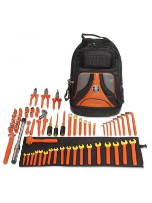 SPC335 Insulated Electro-Mechanical Tool Kit, Backpack
