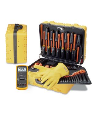 SPC965-02 High Voltage Site Maintenance Tool Kit w/ 87V DMM