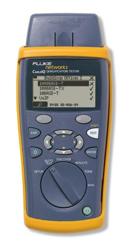 FLUKE CABLEIQ DRIVERS DOWNLOAD