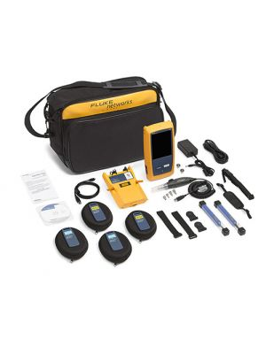 Fluke Networks OFP2-100-QI OptiFiber Pro Quad OTDR +Inspect Kit