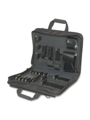 Soft-Sided, 1-Section Zipper Tool Case 18.25