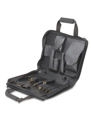 869 Soft-Sided 1-Section Zipper Tool Case, 14.25