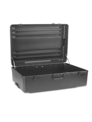 ArmaCase Deluxe Case, Wheeled No Foam BLACK 27