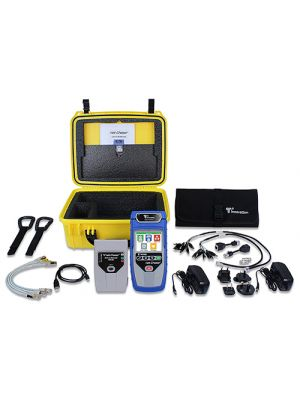 T3 NC950-DX Net Chaser Ethernet Speed Certifier Tester Kit