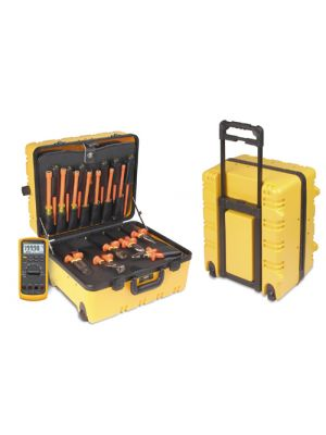 SPC965C-02 High Voltage Site Maintenance Tool Kit w/ 87V DMM