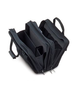 Soft-Sided, Velcro 2-Section Zipper Tool Case 19