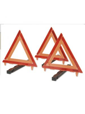 84140 Conney Safety Highway Warning Triangles, 3/Package