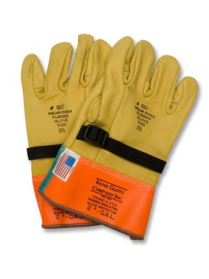 GLO 201911 Protector for Rubber Insulating Gloves, Size 10 1/2
