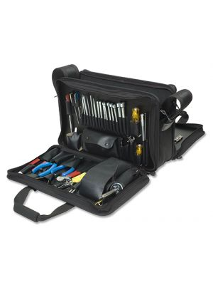 SPC250T Electronics Maintenance Tool Kit, 3-Sided Case