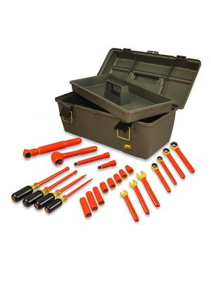 SPC950 Battery Technician Insulated Tool Kit, 24-Piece