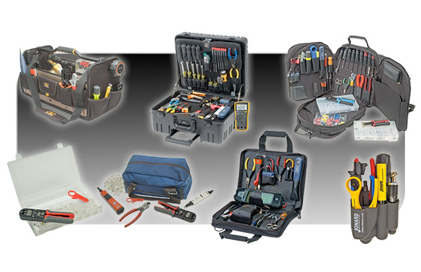 Cable Installation Network Telecom Tool Kits