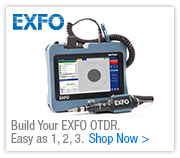 Build Your EXFO OTDR Easy as 1, 2, 3