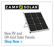 New RV and Off-Grid Solar Panels from Zamp Solar
